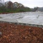 Cómo calcular el área para un bloque de concreto