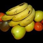 Cómo deshidratar frutas