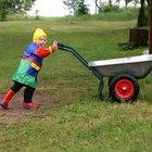 Actividades que promueven el desarrollo físico para un niño de 3 años