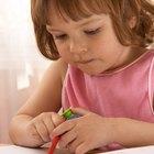 Objetivos en la enseñanza preescolar
