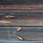 Tratamiento para la madera de exterior