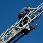 Los riesgos de ser bombero