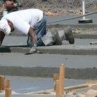 How to Edge a Concrete Slab