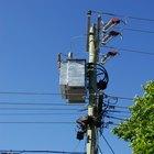 Cómo identificar cables en un poste eléctrico