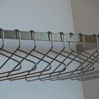 Estándares de altura de la barra de los armarios