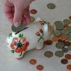 How to calculate savings ratio