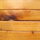 É possível adicionar cor ao verniz de madeira?