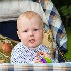 ¿Qué significa que un bebé saque la lengua?