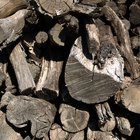 How to Make Scented Firewood