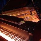 Como descobrir a idade de um piano