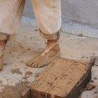 Cómo hacer mortero de adobe
