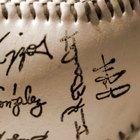 As melhores canetas para autógrafos