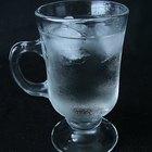 Agua carbonatada Vs.Agua natural