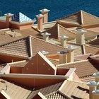 ¿Qué materiales se utilizan en la construcción de  techos?