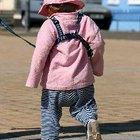 El desarrollo físico de los niños en edad preescolar