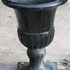 How to Repair a Cast-Iron Urn Planter