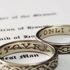 Methodist Wedding Ceremony Program