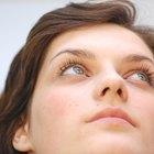 Quais são as causas de tontura associada ao movimento dos olhos?