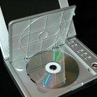Como reparar um leitor de DVD com mensagem de erro de disco