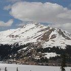 Definición de un ecosistema de montaña