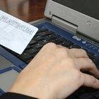Como localizar um número CV2 em um cartão de crédito