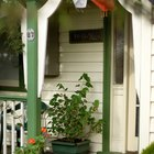 How to paint an exterior porch