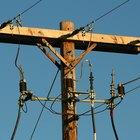 Tipos de postes de energia