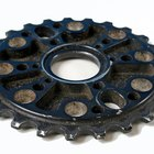 What is better: big or small front sprocket on a BMX bike?