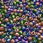 How to tell the difference between glass beads & plastic beads