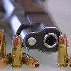 Tipos de municiones de 9mm.