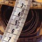 Sobre las cintas métricas