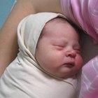 Lista de cosas para comprar a un bebé recién nacido