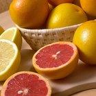 Cómo extraer el limoneno de las naranjas