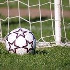 Os tipos de gol e trave no futebol