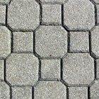 Házlo tú mismo: baldosas de concreto para jardín con base de malla