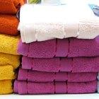 Como impedir que as toalhas soltem fiapos