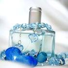 Processo de produção do perfume