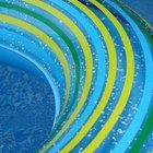 Como igualar o nível do solo para montar uma piscina inflável