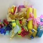 How to gift wrap a mug