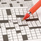 How to Make a Crossword Puzzle on Microsoft Word