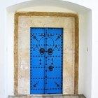 Qual o significado de cores de portas