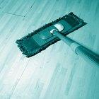 Como remover cera velha de piso de madeira