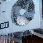 El ventilador del condensador del motor no arranca