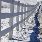 Rules for fences on boundaries