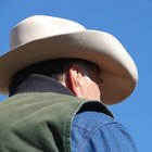 How to Shape & Resize a Leather Cowboy Hat