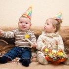 Lindas ideas de juegos para el primer cumpleaños