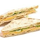Sanduíches de presunto e queijo podem ser congelados?