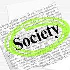 Definición de la sociología y la antropología