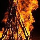 Coisas para se fazer em uma noite com fogueira