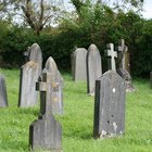 How to Find Cemetery Plot Numbers in the UK